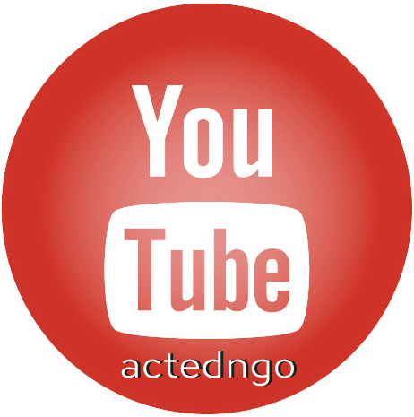 YouTube_ACTEDngo
