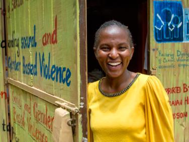 Action pour la justice mondiale – Stratégie 2028 d'ActionAid