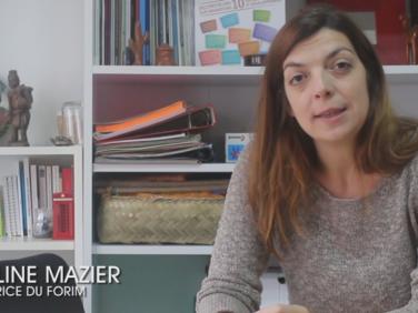 Campagne APD : découvrez l'interview d'Adeline Mazier, directrice du Forim