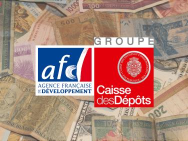 Rapprocher l'AFD et la Caisse des Dépôts au service du développement et de la solidarité internationale