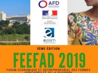 FEEFAD 2019: le forum des  Femmes Africaines et de la Diaspora