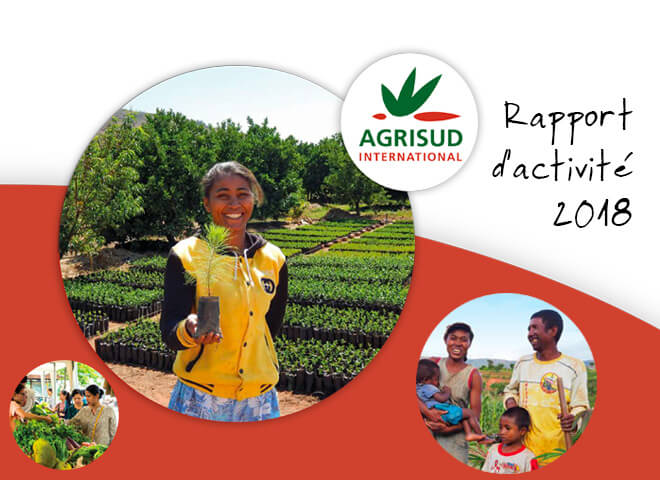 rapport d'activité 2018 d'Agrisud International