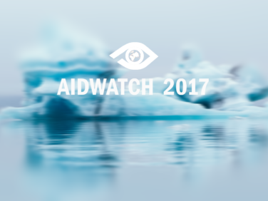 Edition 2017 du rapport AidWatch disponible