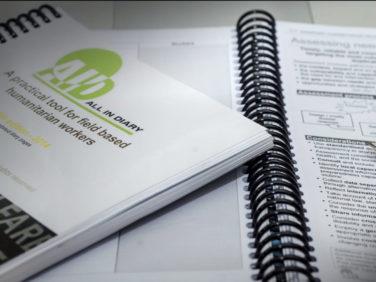 Fruit d'un partenariat avec l'Institut Bioforce, la publication de référence «All in Diary» est désormais accessible en français