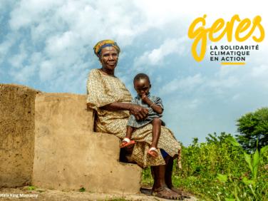 Le Geres place la Solidarité climatique au cœur de son nouveau logo