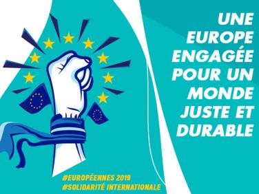 Élections européennes: Coordination SUD au créneau!