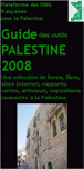 Guide des outils Palestine 2008