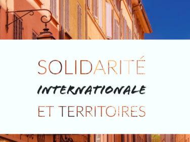 Atelier de travail «Solidarité internationale et territoires» – 15 juin