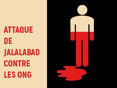 61 ONG condamnent fermement l'attaque de Jalalabad en Afghanistan