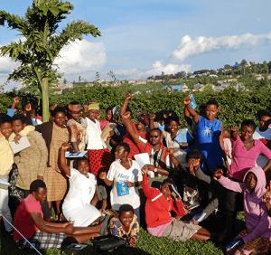 Un nouveau projet pour la défense des droits humains au Rwanda