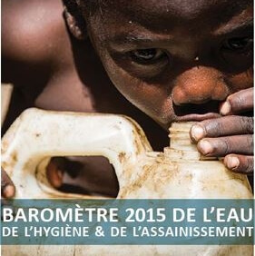 1er Baromètre de l'eau de Solidarité International