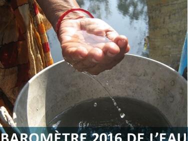 Baromètre 2016 de l'eau : de l'hygiène & de l'assainissement – Solidarités international