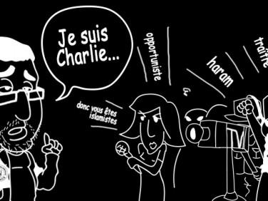 Le Secours Islamique France est Charlie