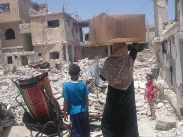 Communiqué  : projet de « couloirs humanitaires » en Syrie, 39 ONG dénoncent la proposition russo-syrienne