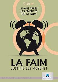 10 ans après les émeutes de la faim, où en sont les engagements internationaux?