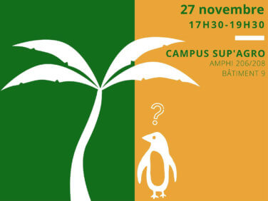 """""""S'engager pour l'environnement ici et là-bas"""" : soirée-débat le 27 novembre à Montpellier"""
