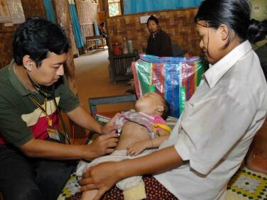 Commission Santé et développement