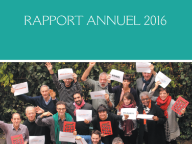 Documents associatifs et Rapport annuel