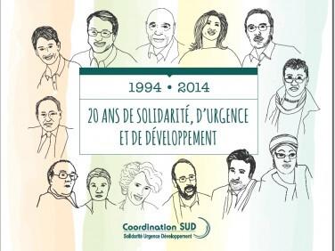 1994-2014: 20 ans de solidarité, d'urgence et de développement