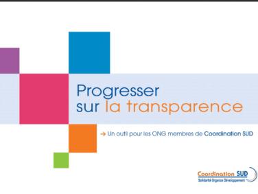 Progresser sur la Transparence