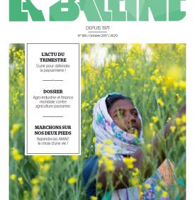 Agro-industrie et finance mondiale contre agriculture paysanne – La Baleine n°189