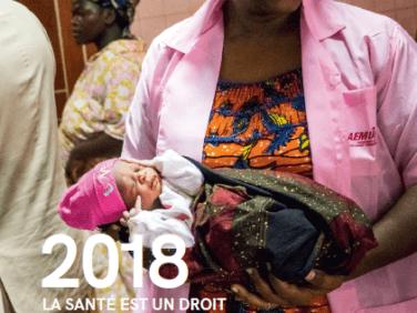 Solthis: le rapport d'activité 2018 est disponible!