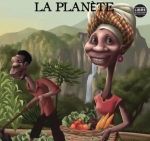 Bande dessinée: Ensemble nous pouvons refroidir la planète