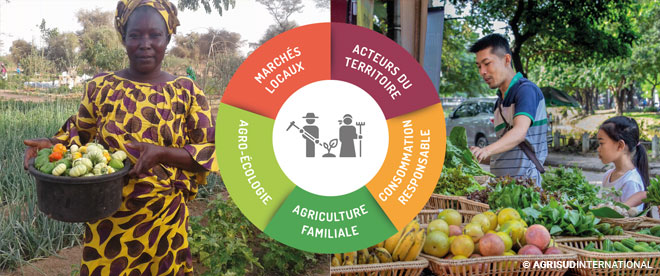 L'agriculture familiale agro-écologique pour des systèmes alimentaires durables – Agrisud témoigne