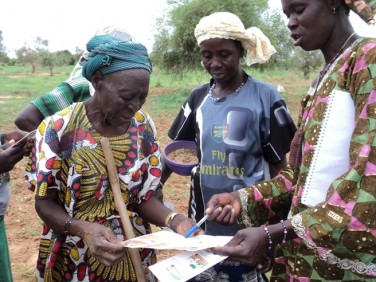 Portrait de la semaine : Aline Zongo directrice d'Inades-Formation (Burkina Faso)