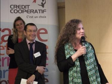 Habitat-Cité lauréat du prix régional pour l'initiative en économie sociale