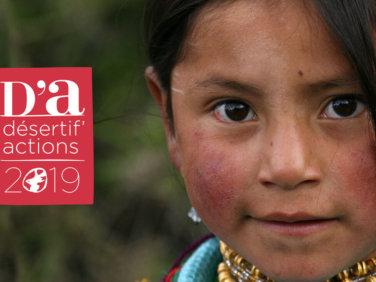 Désertif'actions 2019 – Sommet international «Terre, Biodiversité et climat»