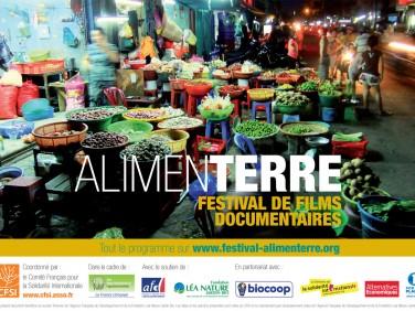 8ème édition du Festival de films documentaires ALIMENTERRE