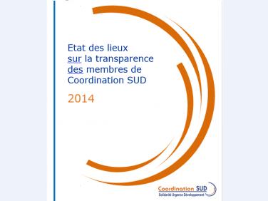 Etat des lieux Transparence des membres 2014