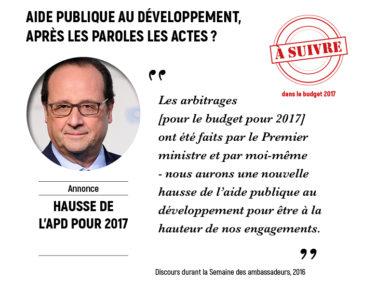 Budget 2017 : le compte n'y est toujours pas, la France doit mieux faire !