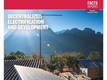 L'électrification rurale peut-elle stimuler l'économie locale ?