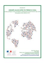 Grants allocated to French CSOs