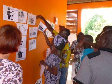 Guinée Bissau, Agrisud accompagne l'organisation suisse SWISSAID