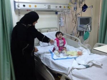 HumaniTerra Inaugure un centre de chirurgie réparatrice pour les réfugiés syriens de Jordanie