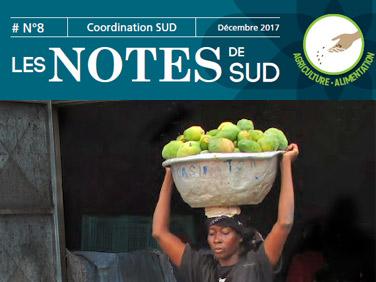 Un commerce équitable pour un soutien efficace aux agricultures paysannes – Notes de SUD #8