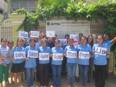 Projet « Impliquer, protéger, émanciper : ensemble contre les violences envers les femmes »