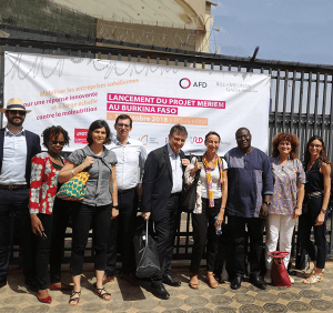 Des solutions commerciales contre la malnutrition au Sahel