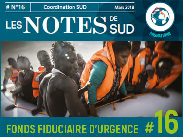 Fonds fiduciaire d'urgence de l'UE pour l'Afrique: l'approche française – Les Notes de SUD #16