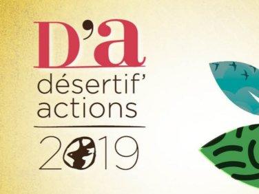 Désertif'actions 2019 lance un appel à poster