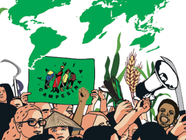 Les luttes de La Via Campesina pour la Réforme Agraire et la défense de la vie, de la terre et des territoires