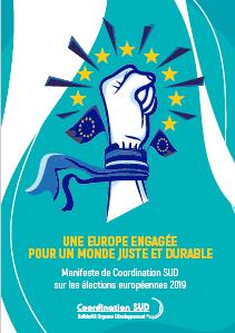 Manifeste de Coordination SUD pour les élections européennes 2019