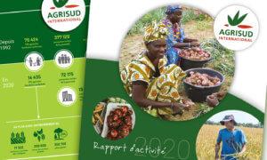 Rapport annuel 2020 Agrisud International