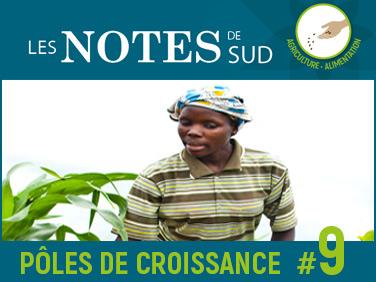 Pôles de croissance agricoles – Notes de SUD #9