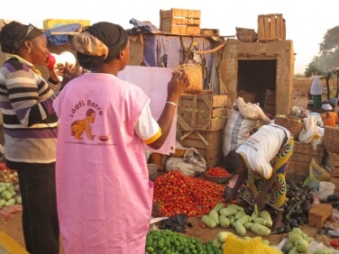 Burkina Faso : lutter contre l'insécurité alimentaire structurelle