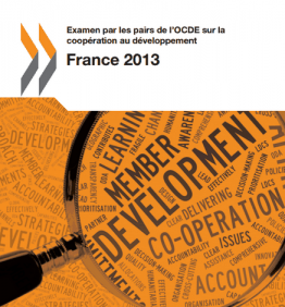 Rapport de l'OCDE sur la coopération au développement de la France