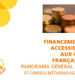 panorama financements